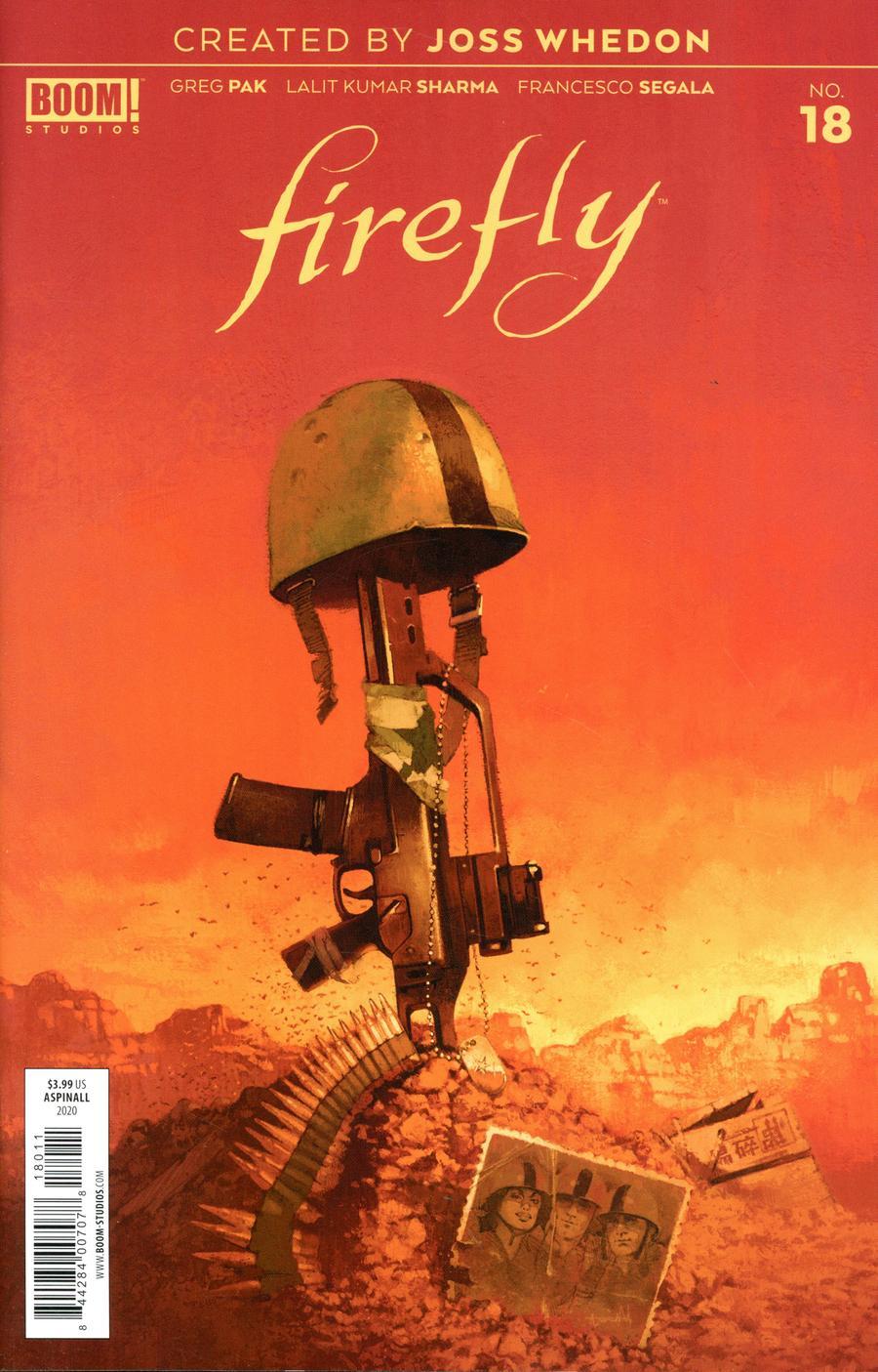 Firefly #18 (2020)