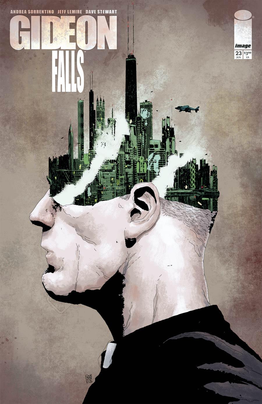 Gideon Falls #23 (2020)