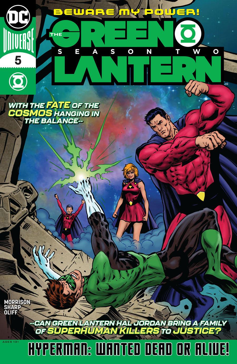 Green Lantern Season 2 #5 (2020)