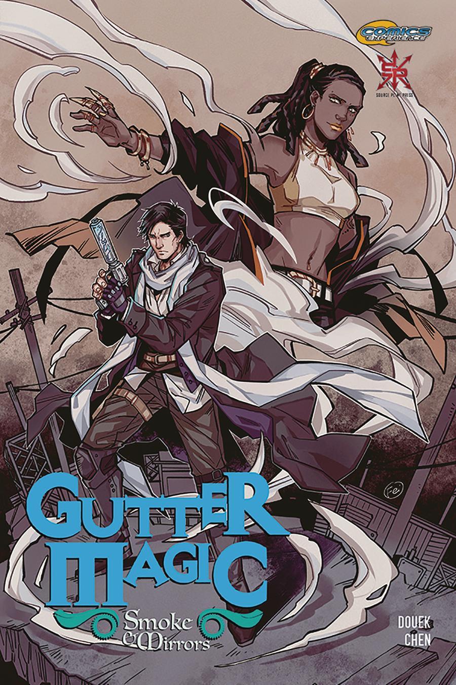 Gutter Magic: Smoke & Mirrors #1 (2020)