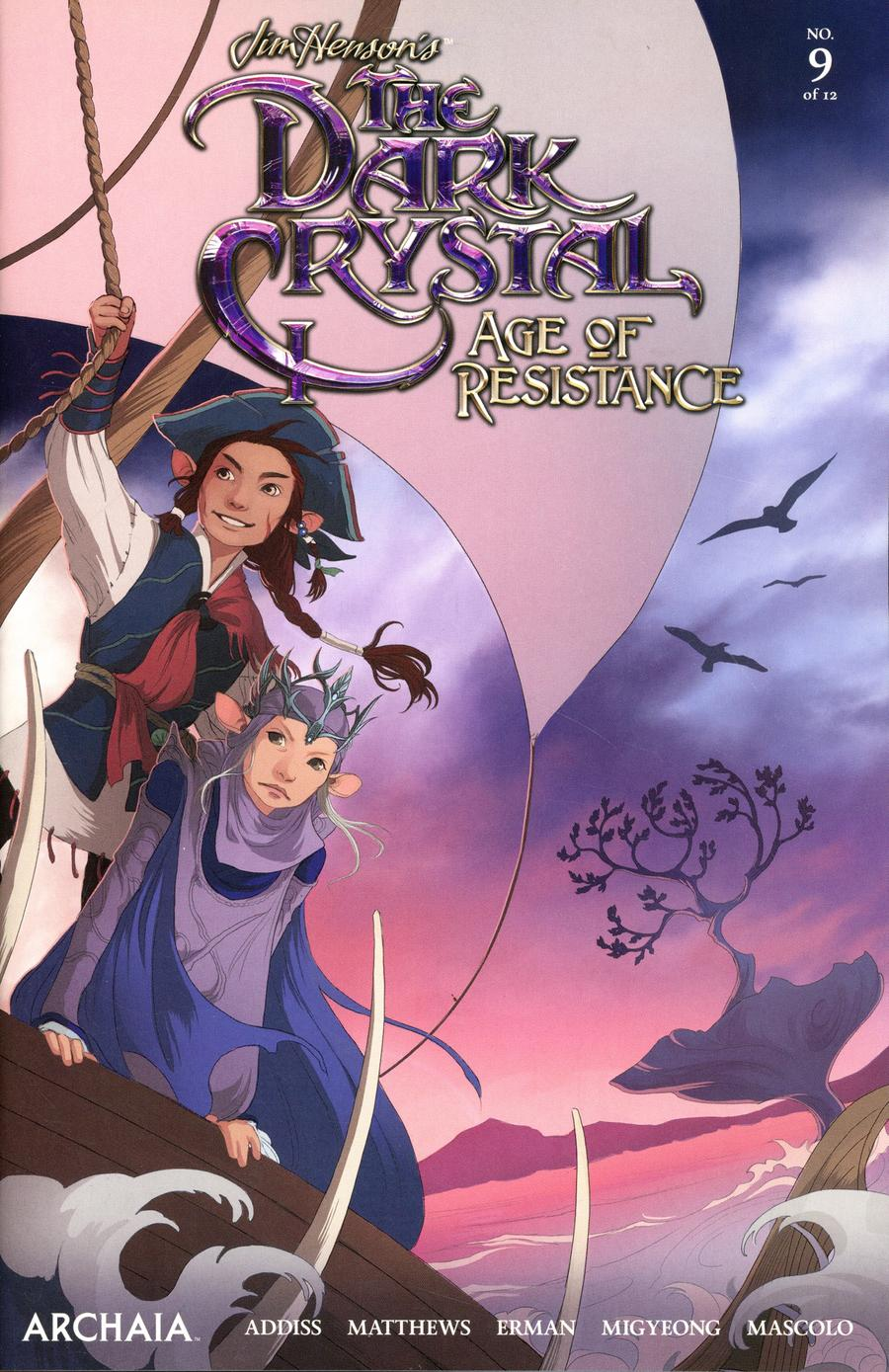 Jim Henson's The Dark Crystal: Age Of Resistance #9 (2020)