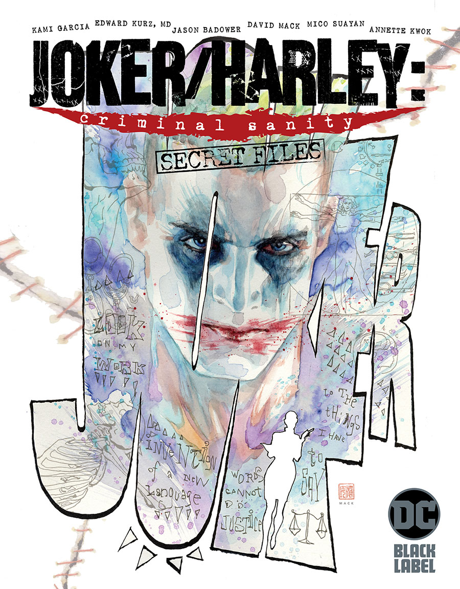 Joker/Harley: Criminal Sanity - Secret Files #1 (2020)