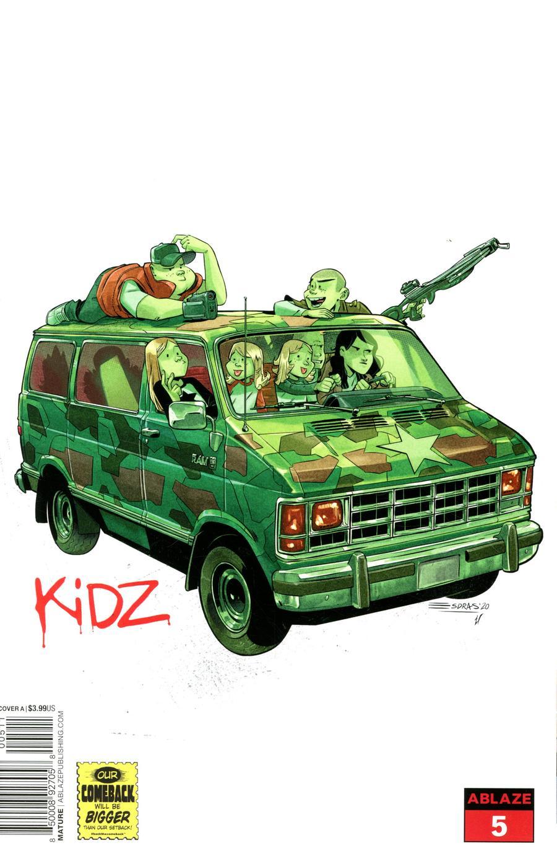 Kidz #5 (2020)