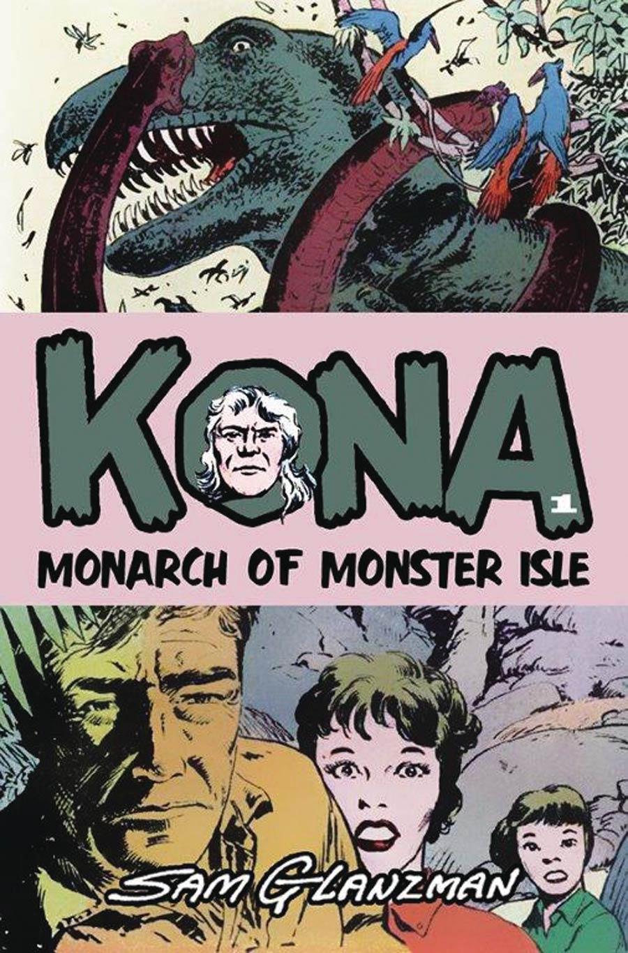 Kona: Monarch of Monster Isle #1 (2020)