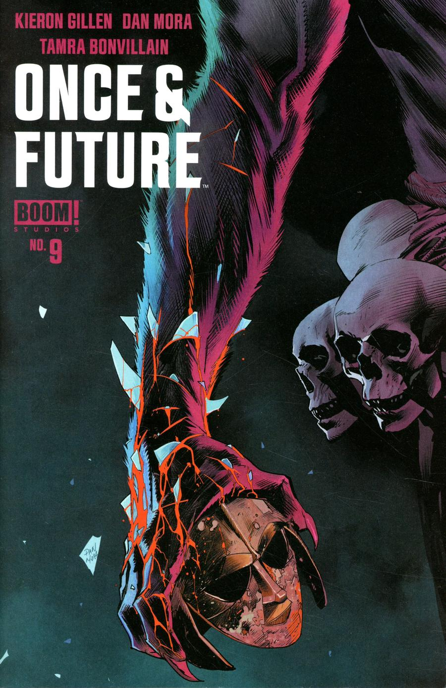 Once & Future #9 (2020)