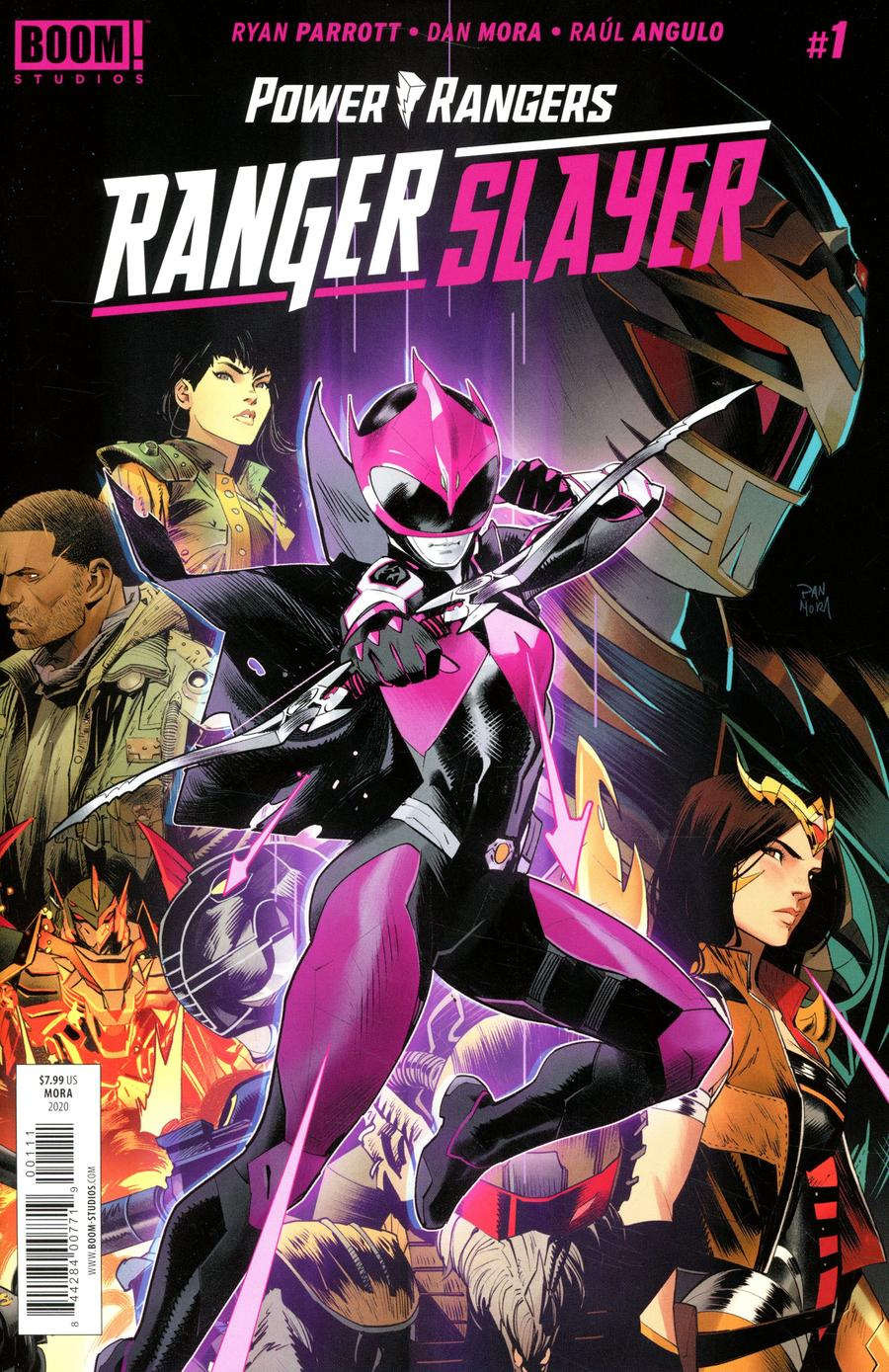 Power Rangers: Ranger Slayer #1 (2020)