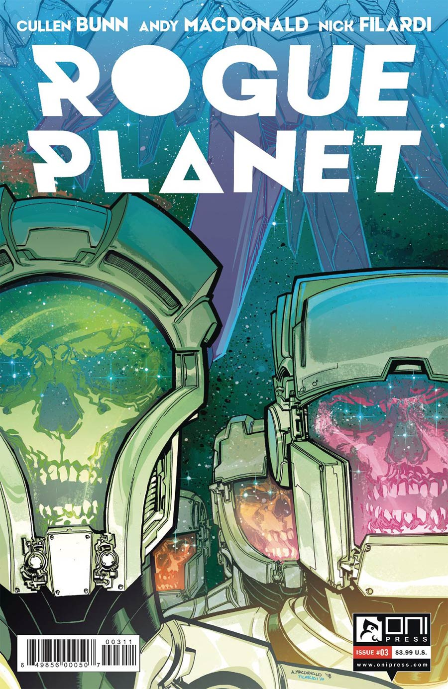 Rogue Planet #3 (2020)