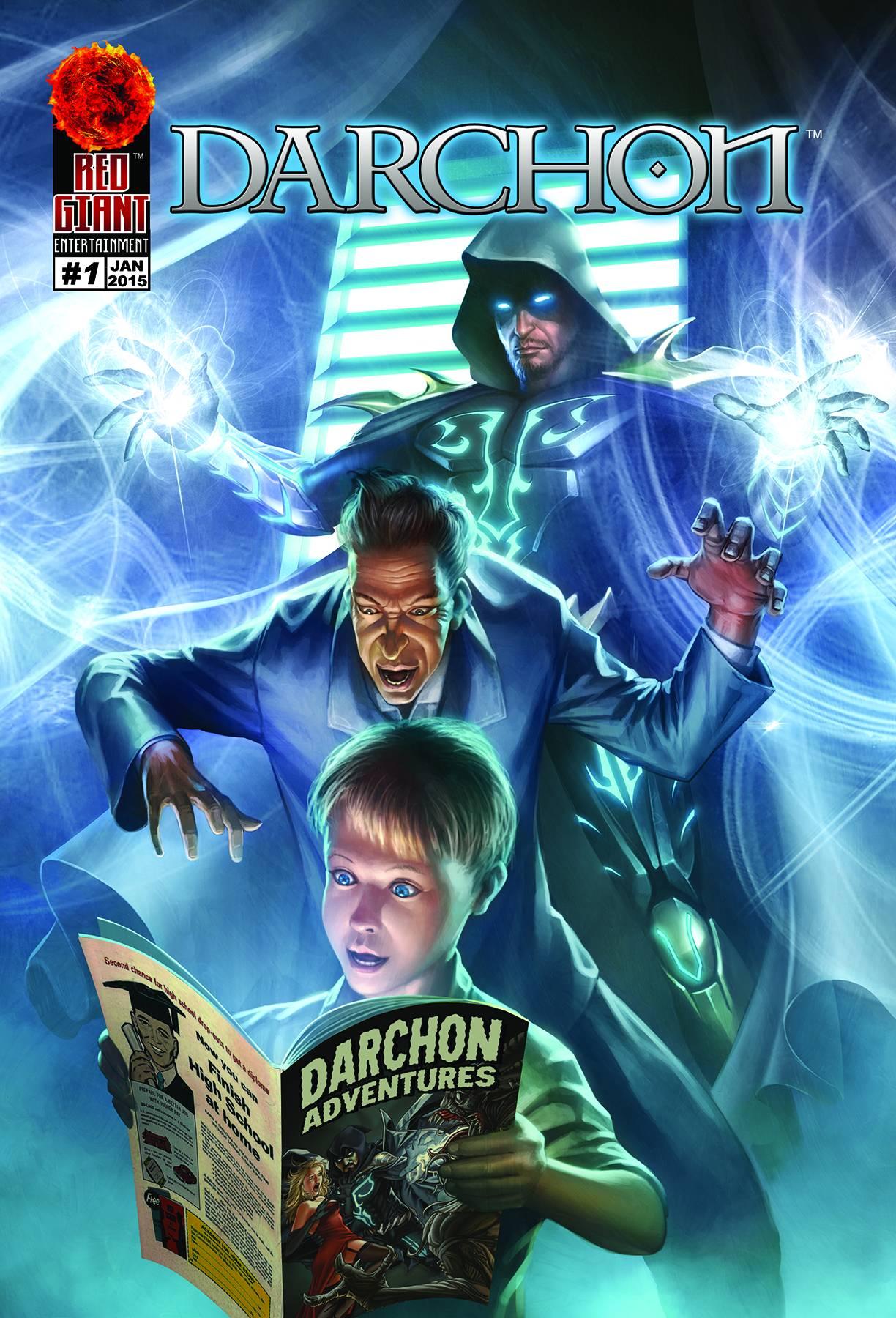 Darchon #1 (2020)