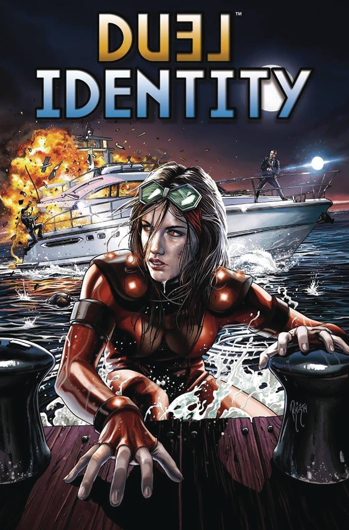 Duel Identity #1 (2020)