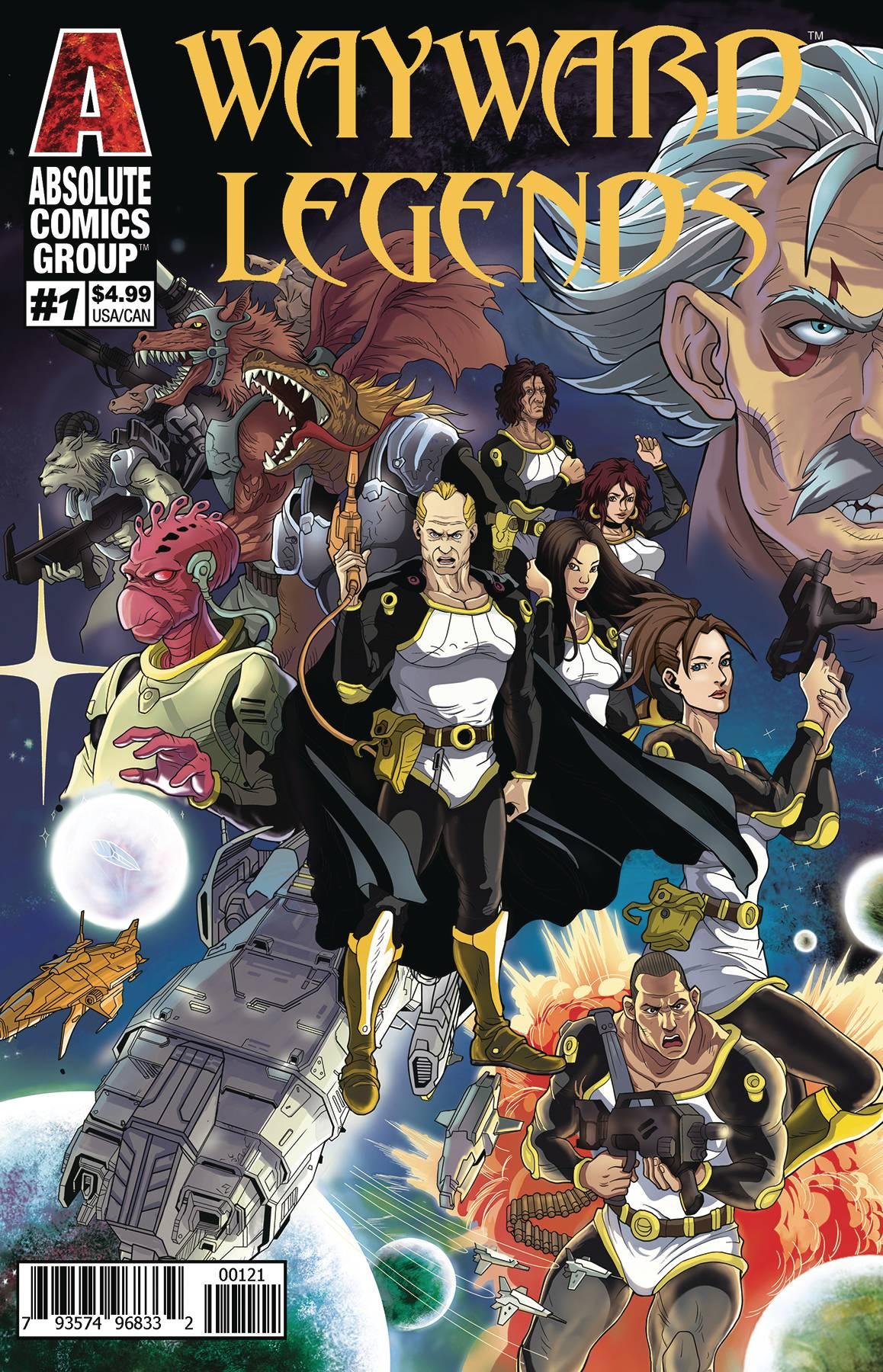 Wayward Legends #1 (2020)