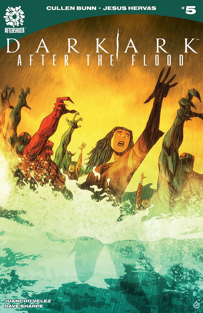 Dark Ark: After the Flood #5 (2020)