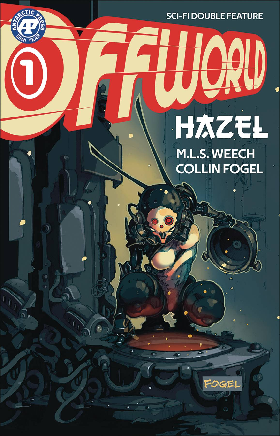 Offworld Sci Fi: Double Feature #1 (2020)