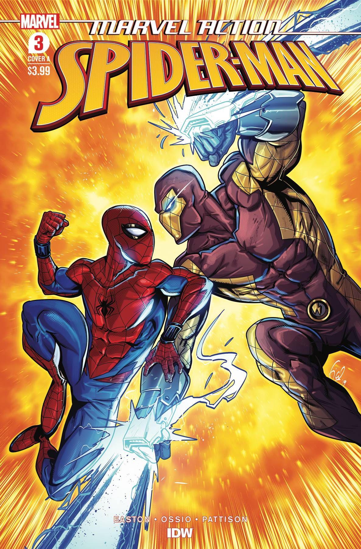Marvel Action Spider-Man (2020) #3 (2020)