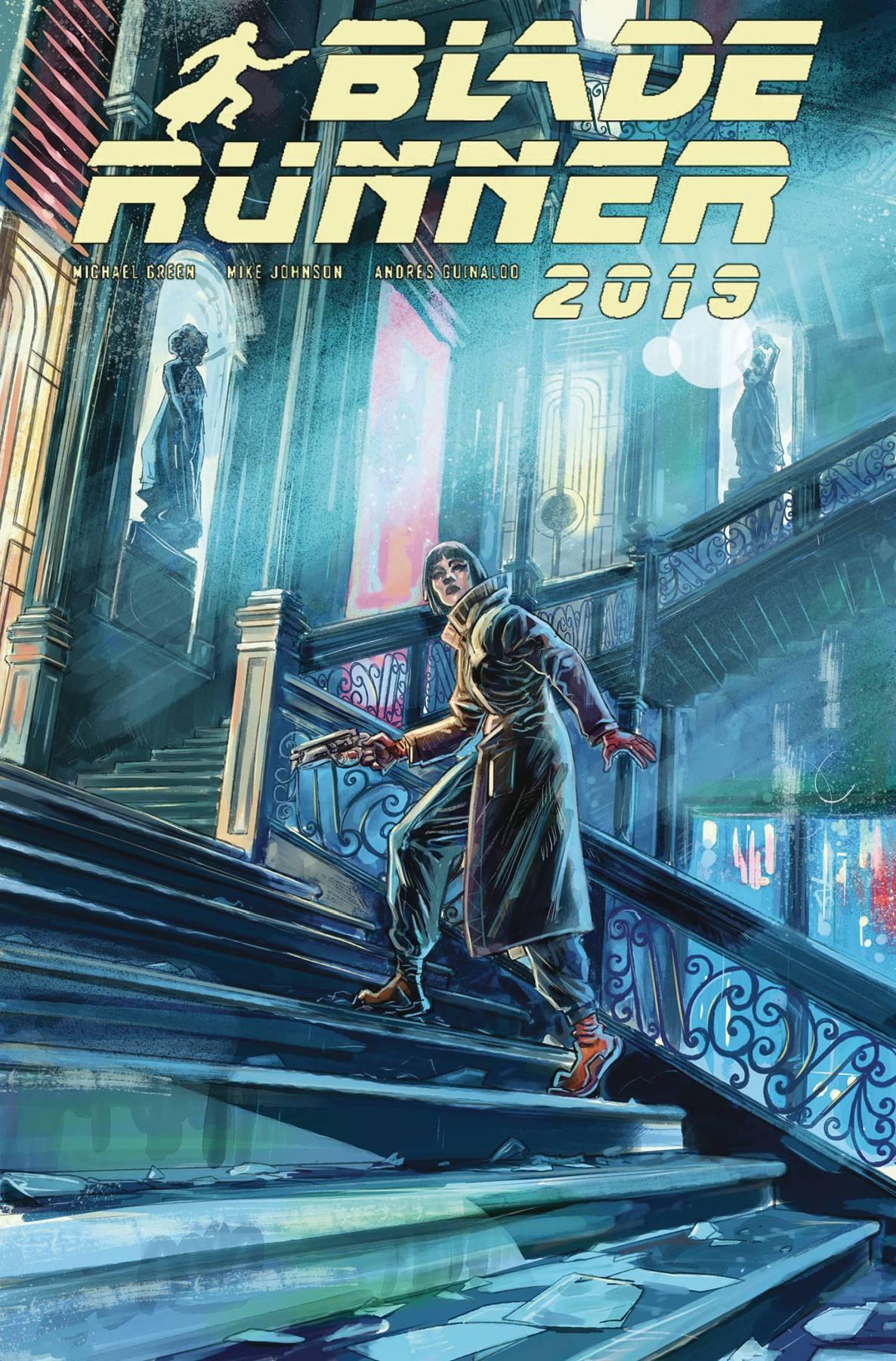 Blade Runner 2019 #8 (2020)