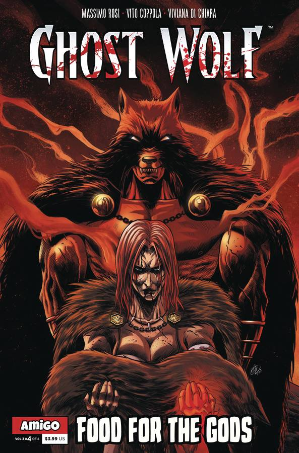 Ghost Wolf Vol 3 End Of All Tales #4 (2020)
