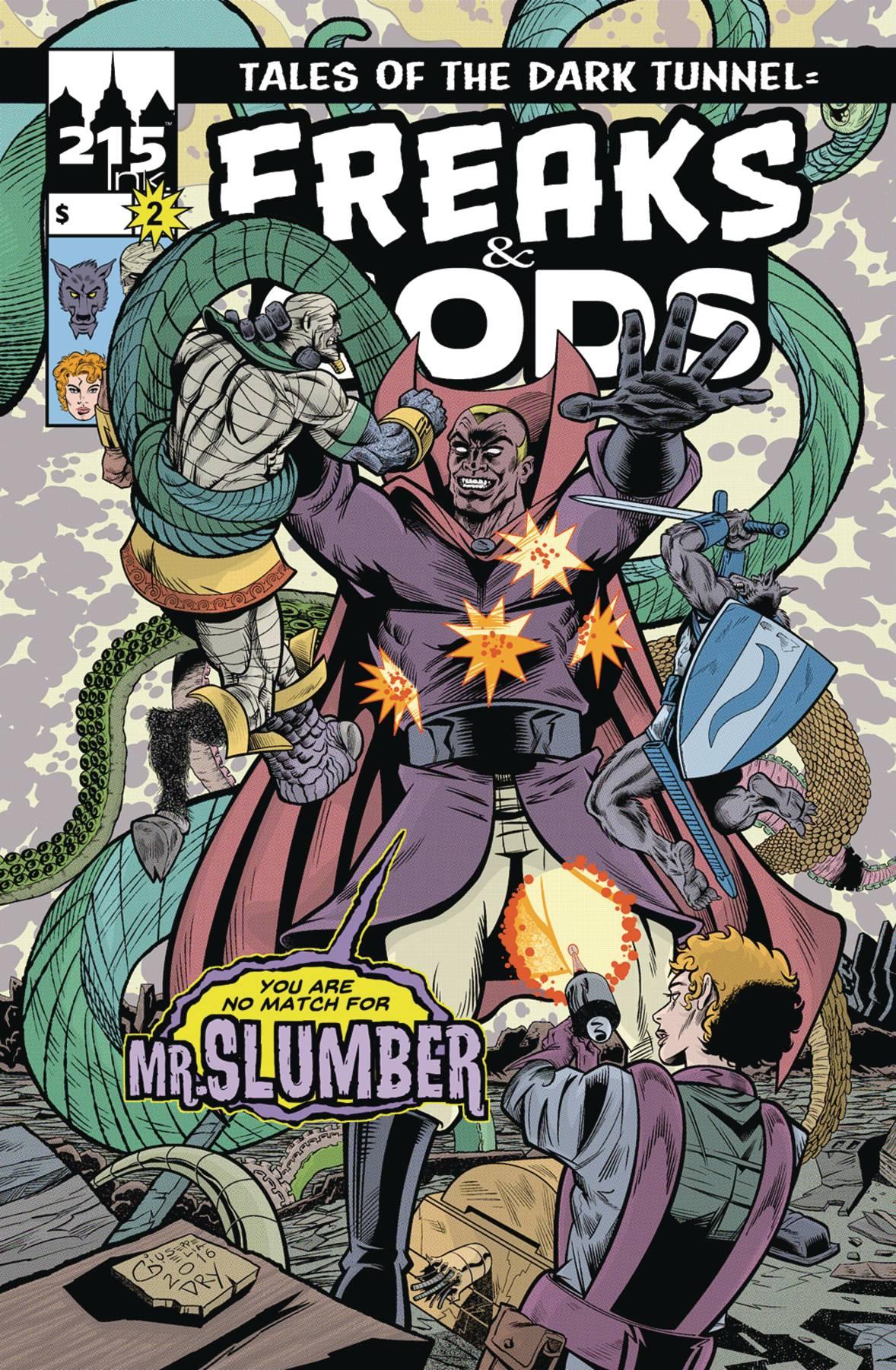Freaks & Gods #2 (2020)