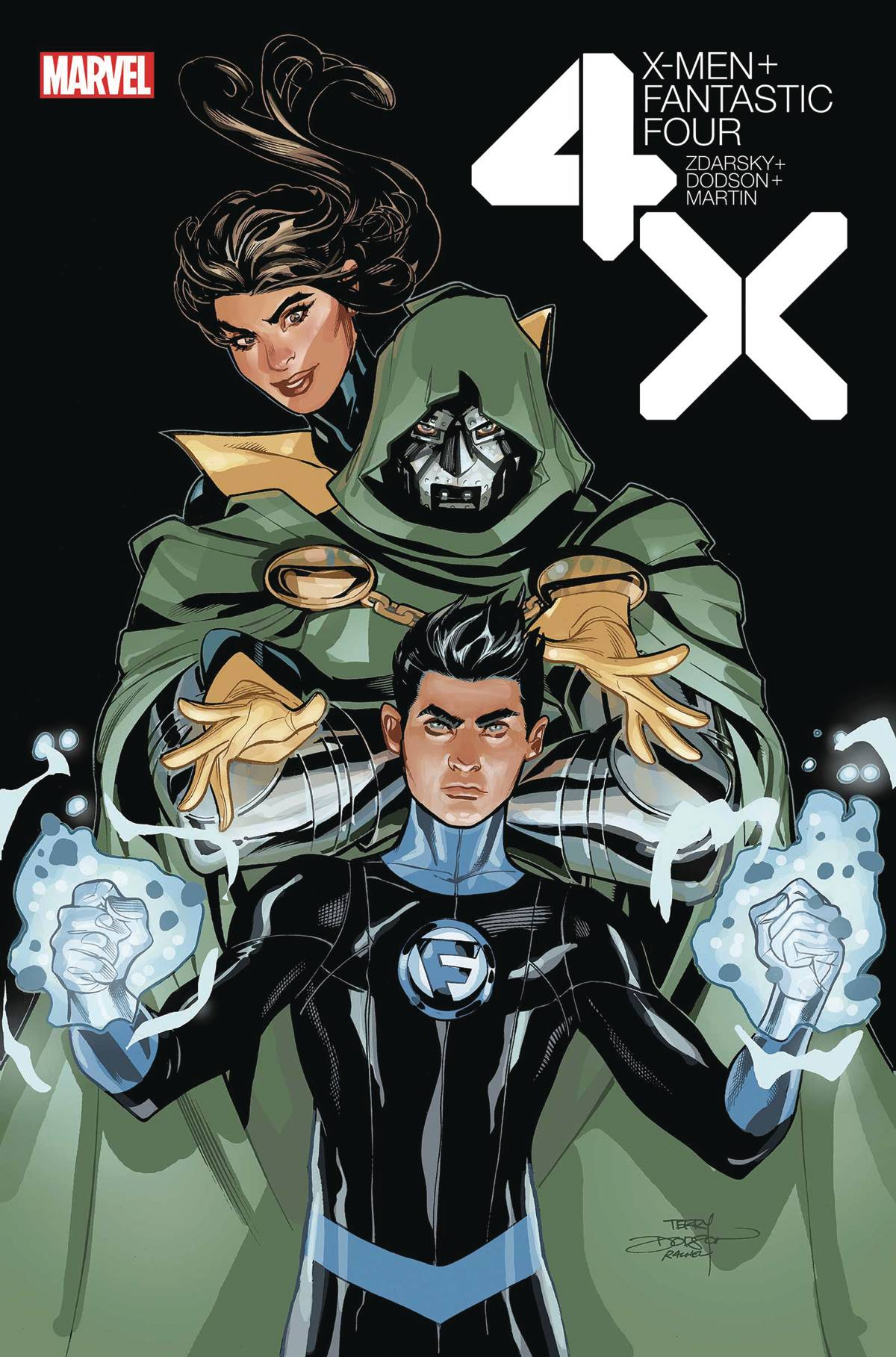 X-Men Fantastic Four #4 (2020)