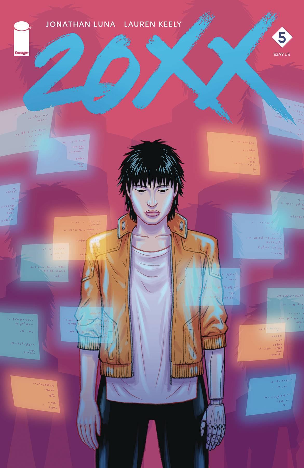 20XX #5 (2020)