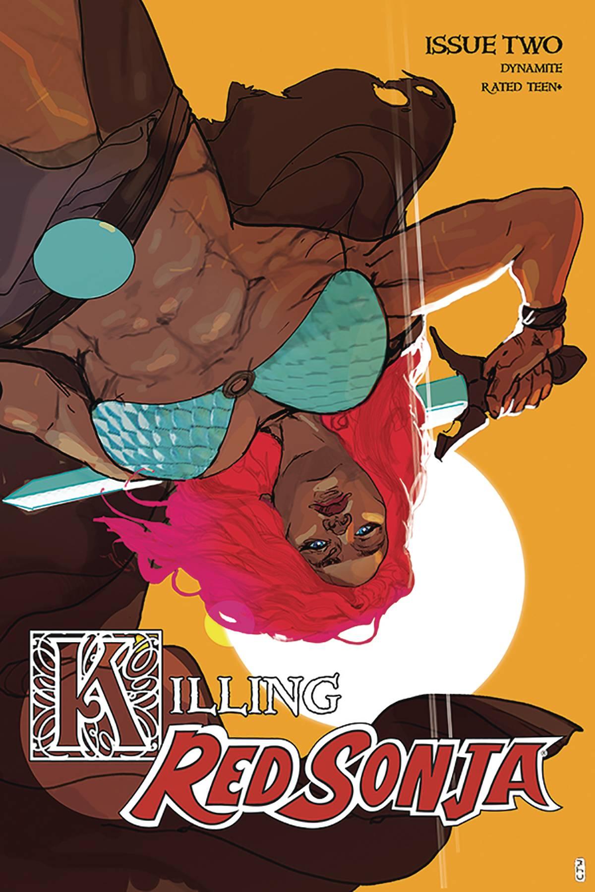 Killing Red Sonja #2 (2020)