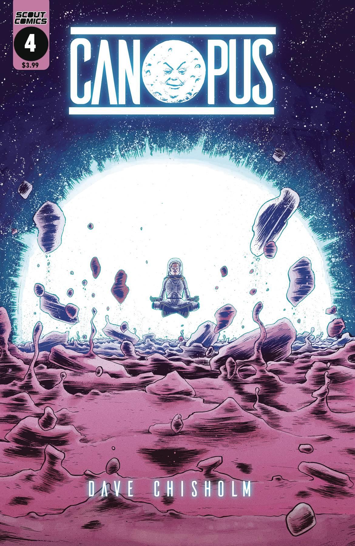 Canopus #4 (2020)