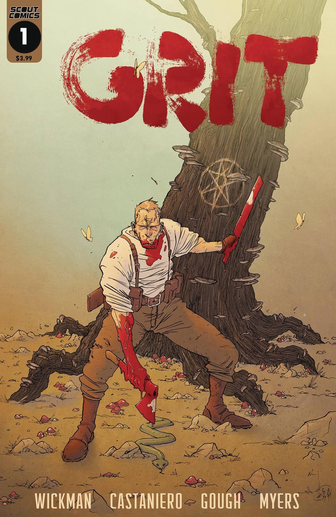 Grit #1 (2020)