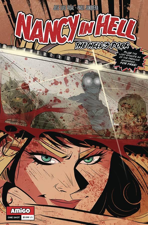 Nancy In Hell: Hells Door #1 (2020)
