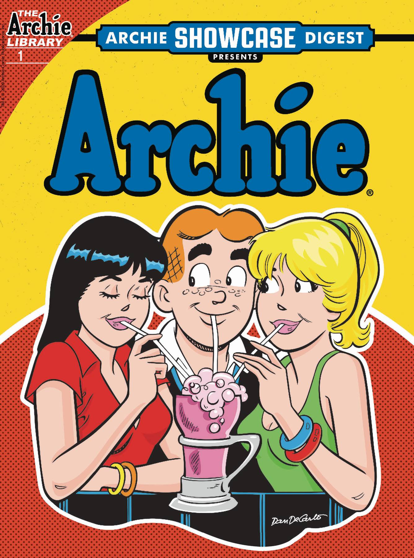 Archie Showcase Digest #1 (2020)