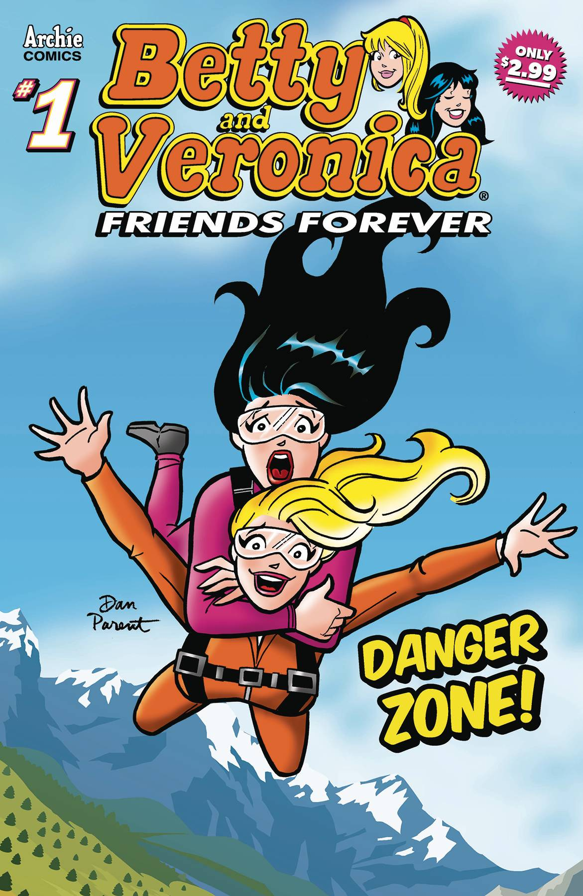 Betty And Veronica Friends Forever #10 (2020)