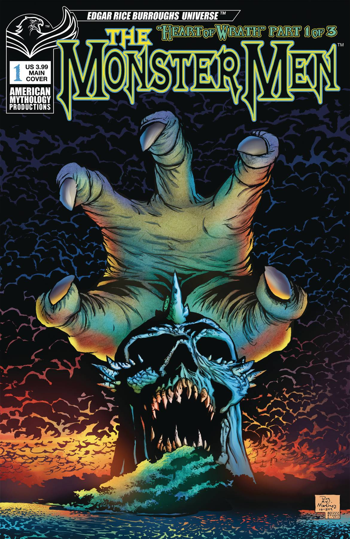 The Monster Men #1 (2020)