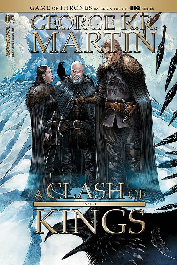 George RR Martin's A Clash Of Kings #5 (2020)