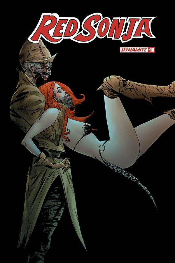 Red Sonja #16 (2020)