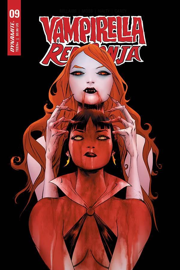 Red Sonja / Vampirella #9 (2020)
