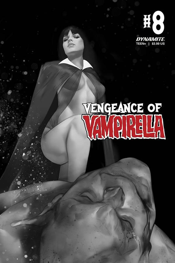 Vengeance Of Vampirella #8 (2020)