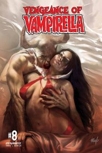 Vengeance Of Vampirella #8 (2020)