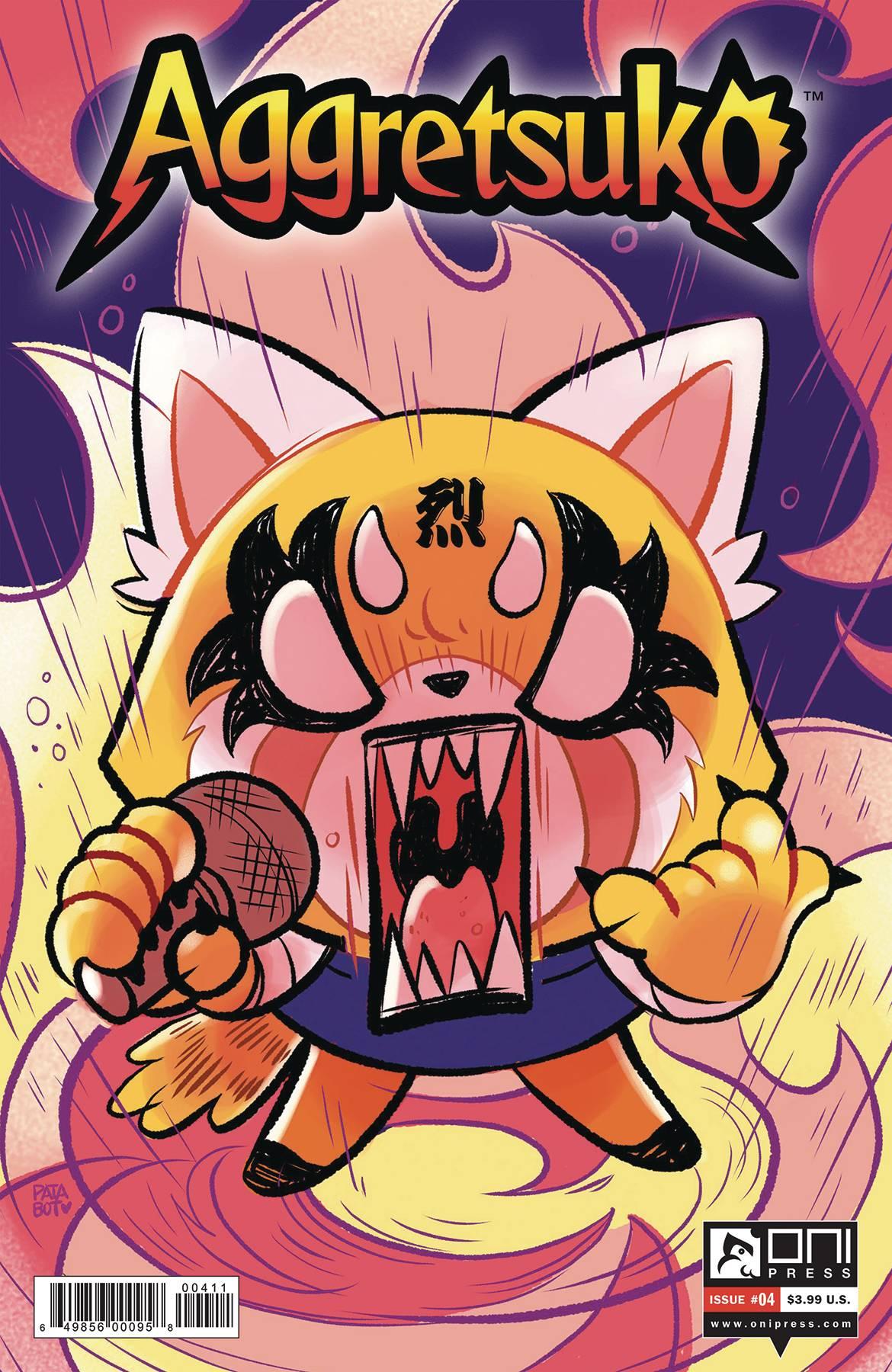 Aggretsuko #4 (2020)
