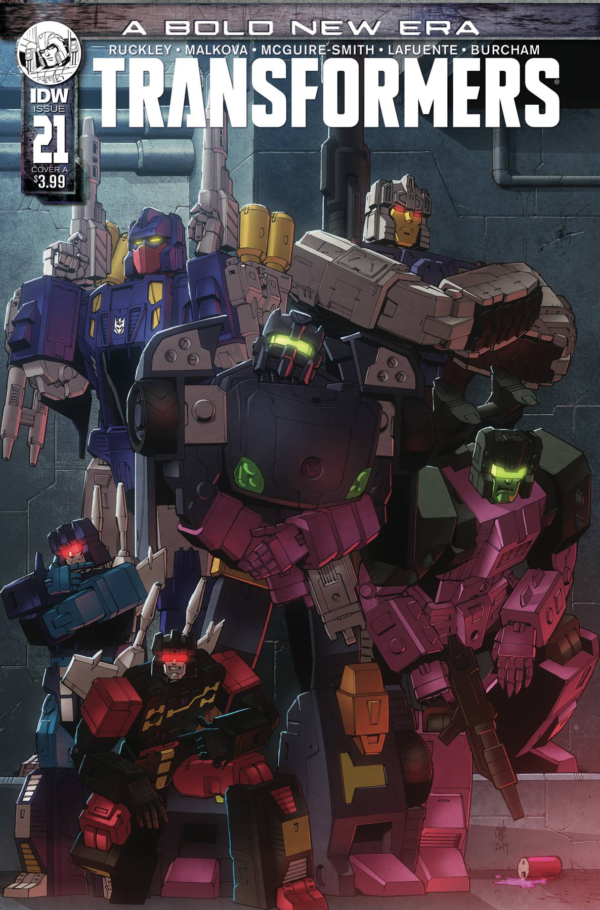 Transformers #21 (2020)