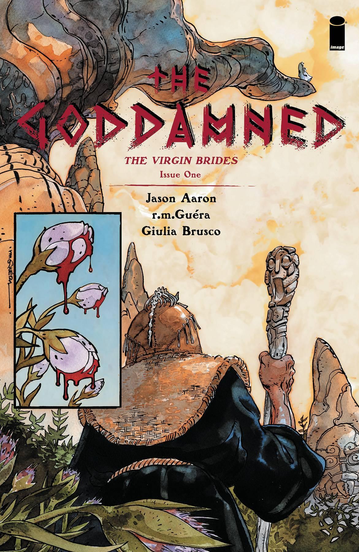 The Goddamned: Virgin Brides #1 (2020)