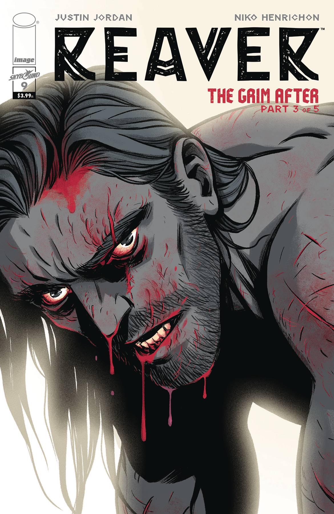 Reaver #9 (2020)