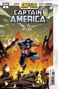 Empyre: Captain America #1 (2020)