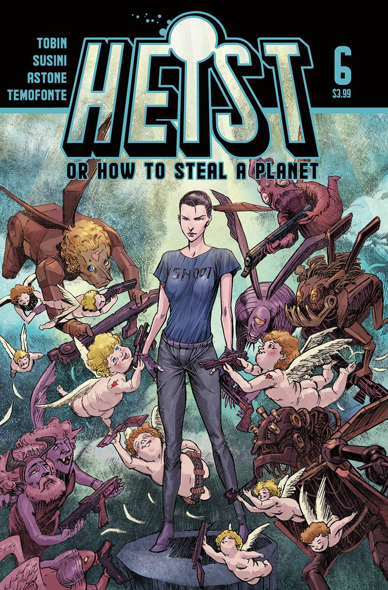 Heist: How To Steal A Planet #6 (2020)