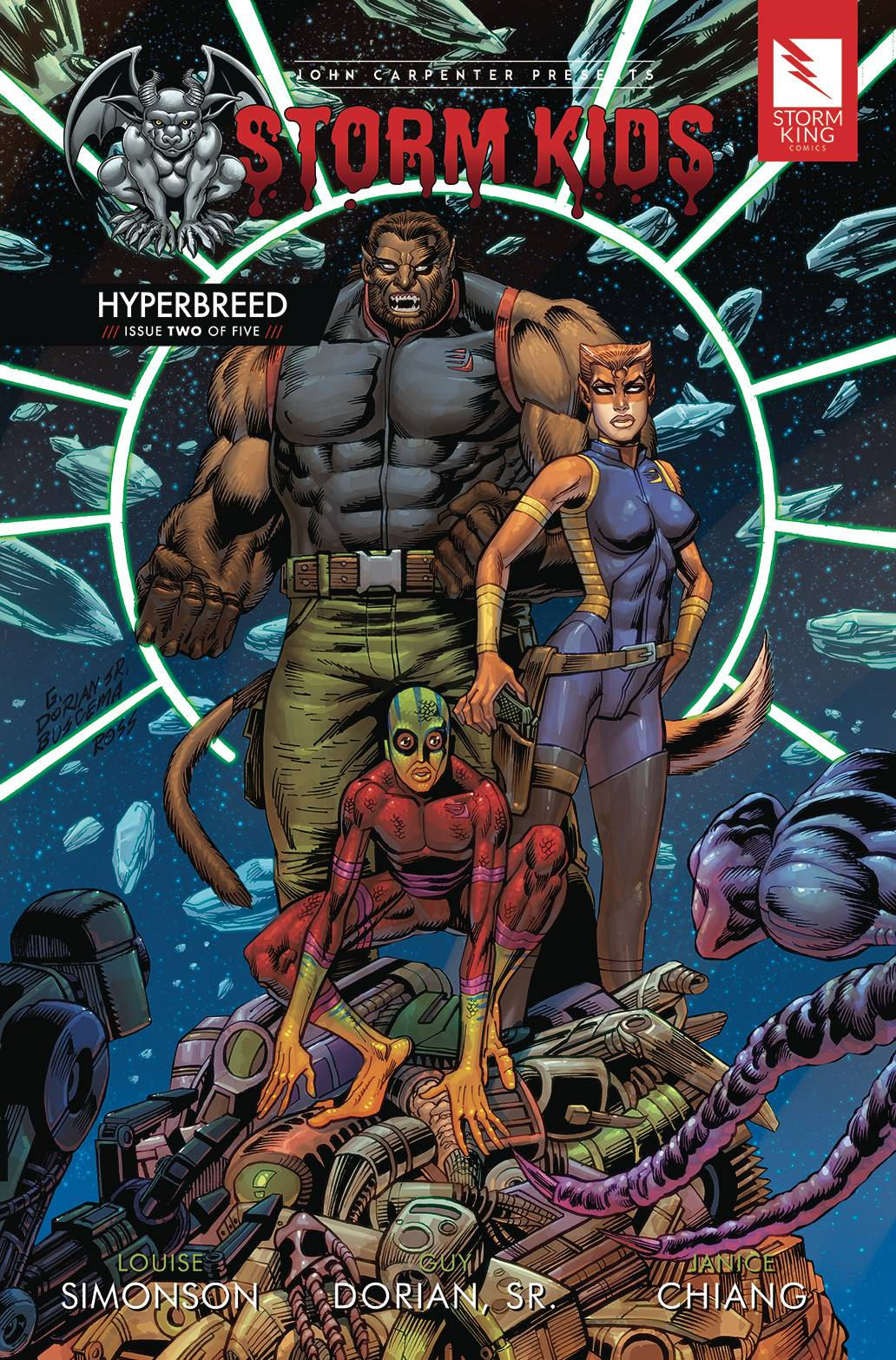 Storm Kids: Hyperbreed #2 (2020)