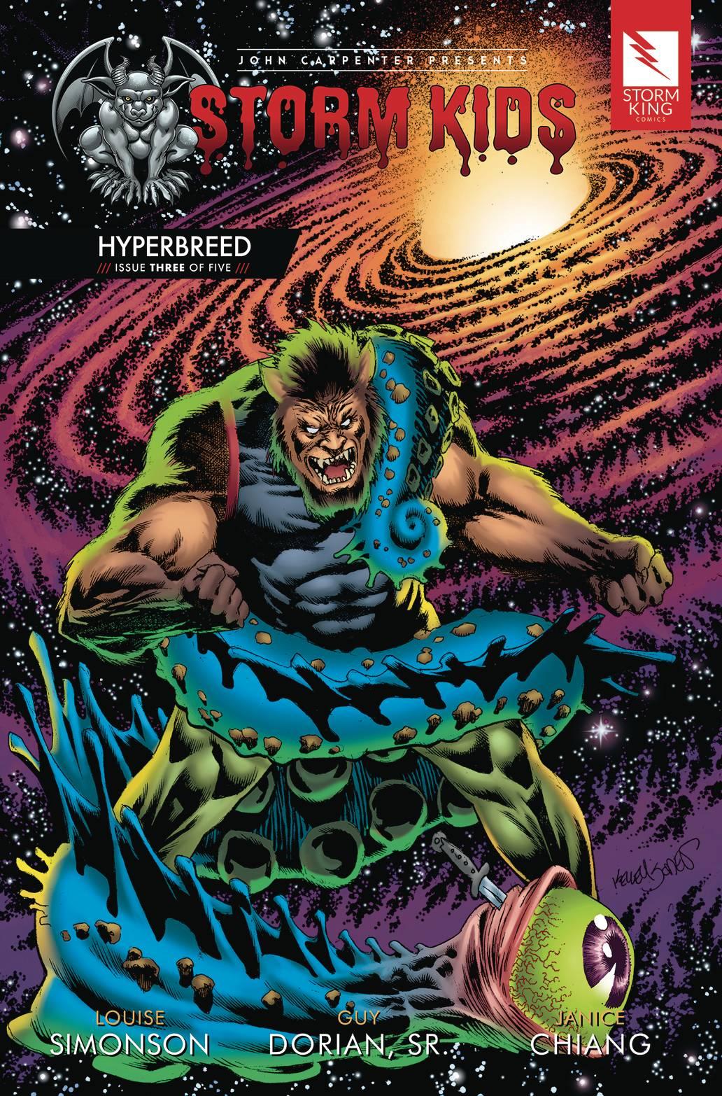 Storm Kids: Hyperbreed #3 (2020)