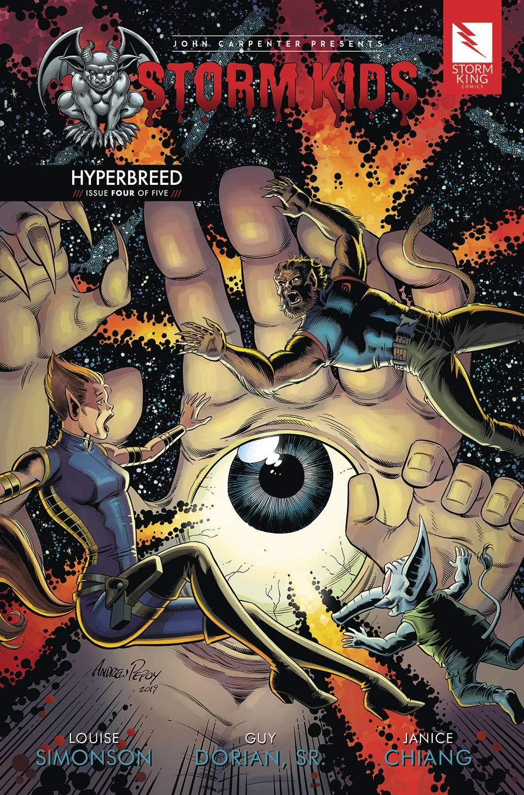 Storm Kids: Hyperbreed #4 (2020)