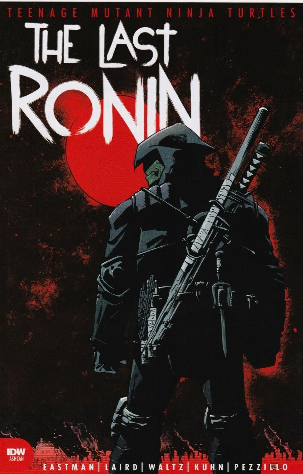 Teenage Mutant Ninja Turtles: The Last Ronin #Ashcan (2020)
