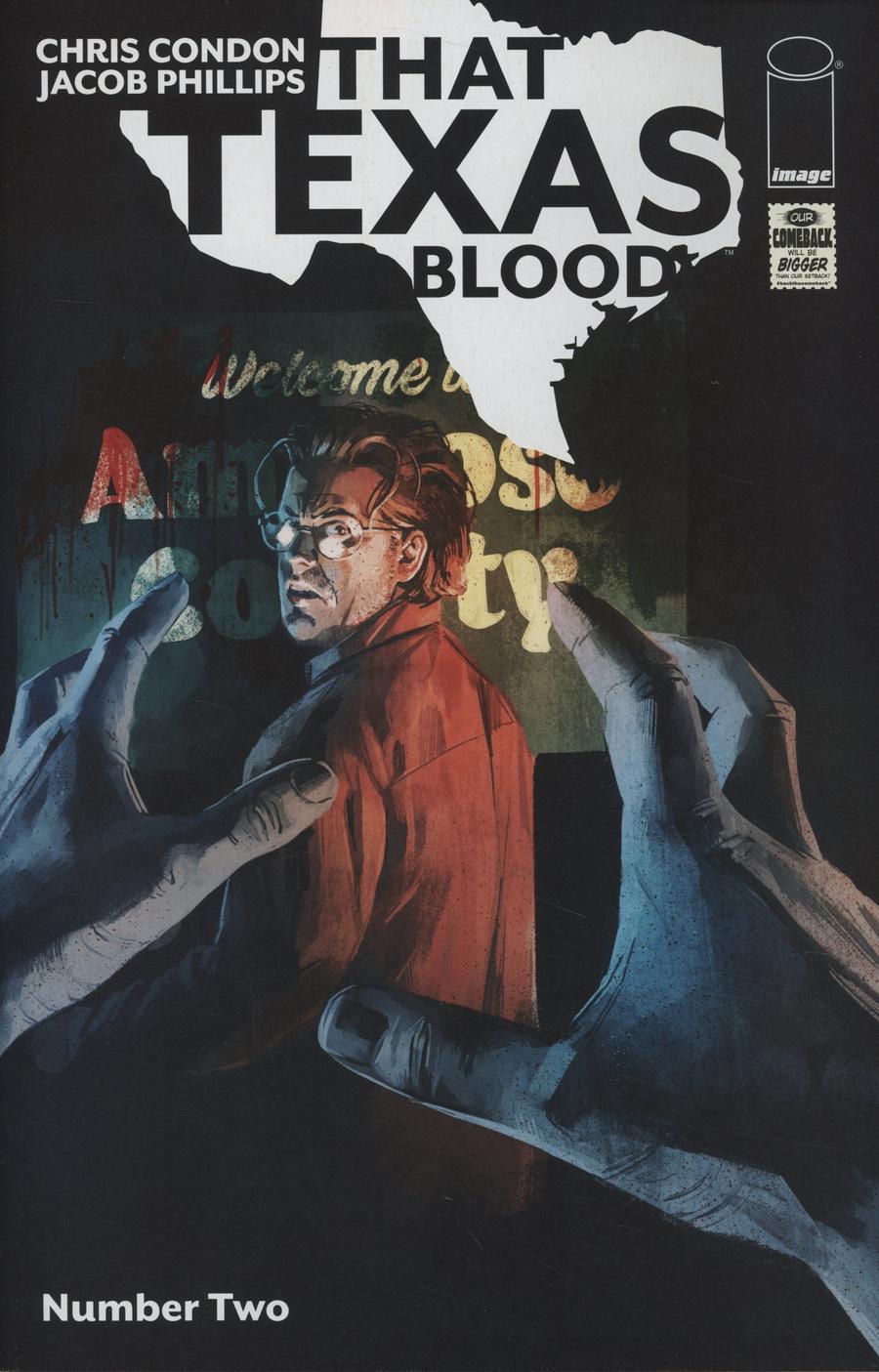 That Texas Blood #2 (2020)