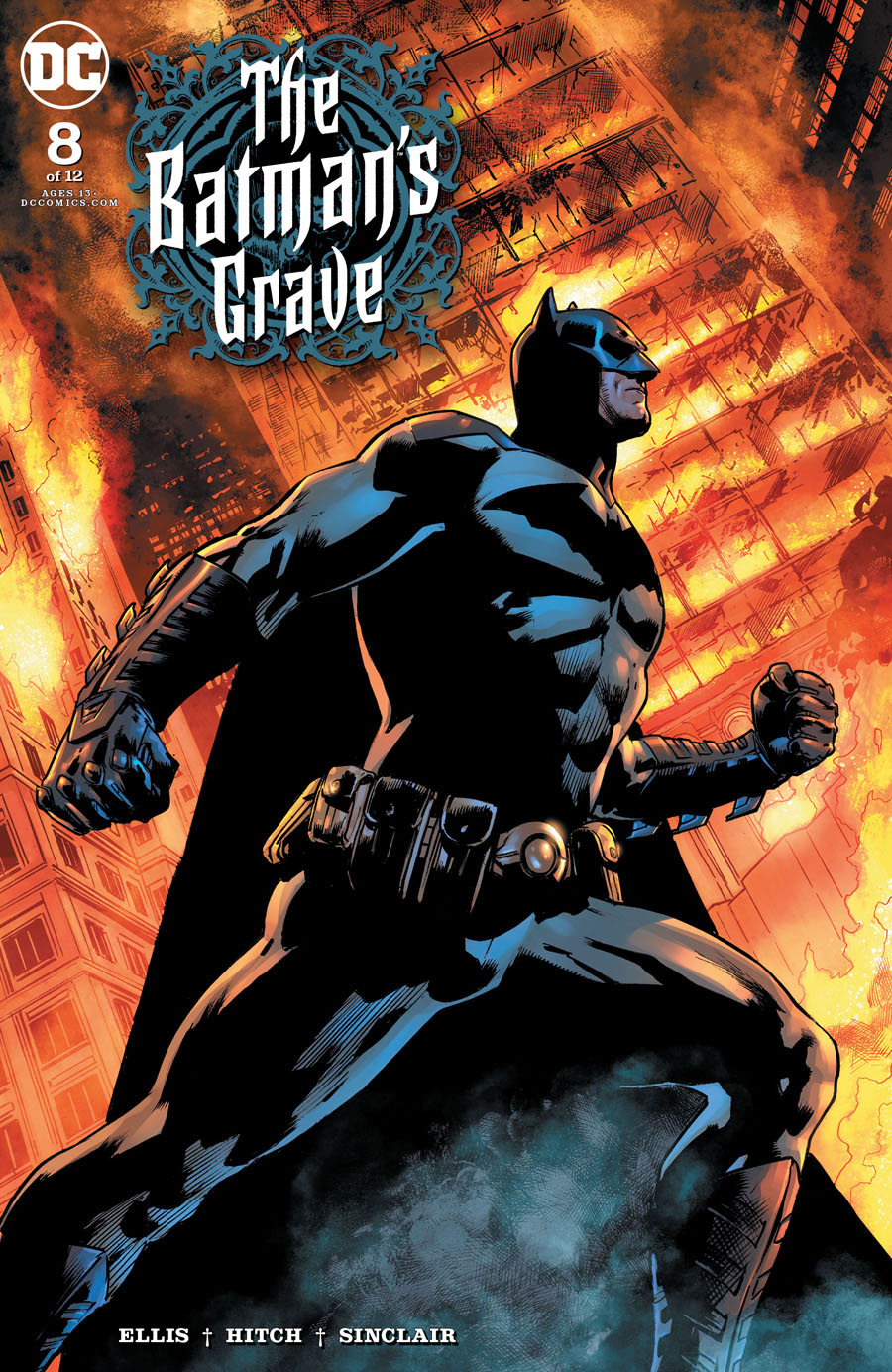 The Batman's Grave #8