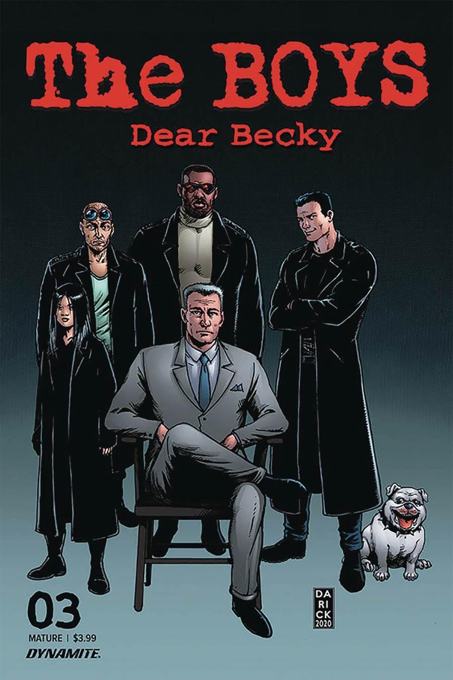 The Boys: Dear Becky #3 (2020)