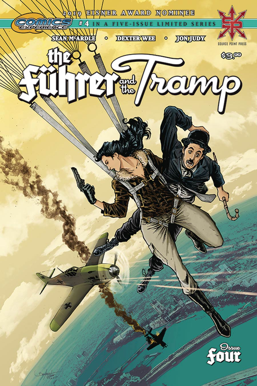 The Fuhrer and the Tramp #4 (2020)