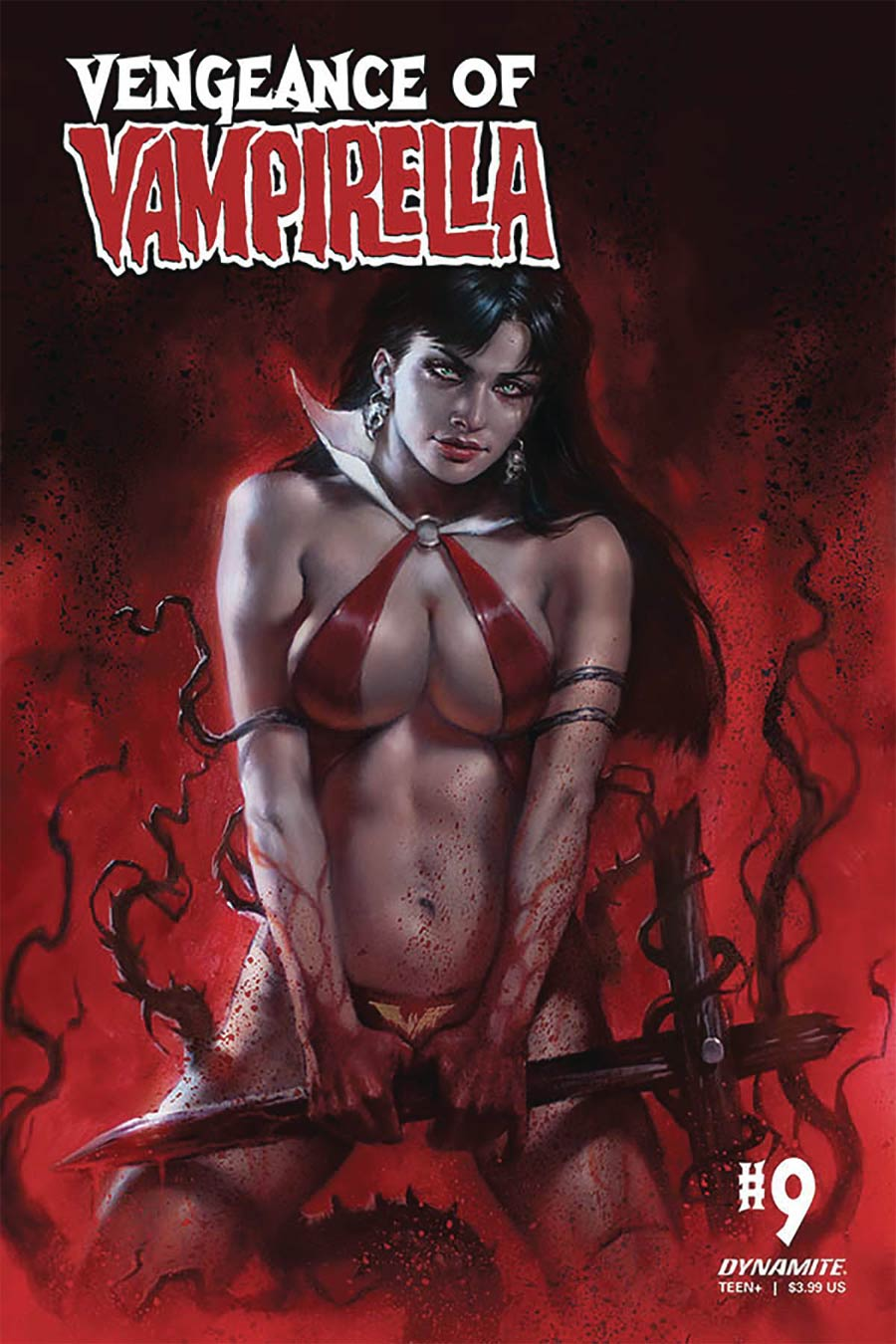 Vengeance Of Vampirella #9 (2020)