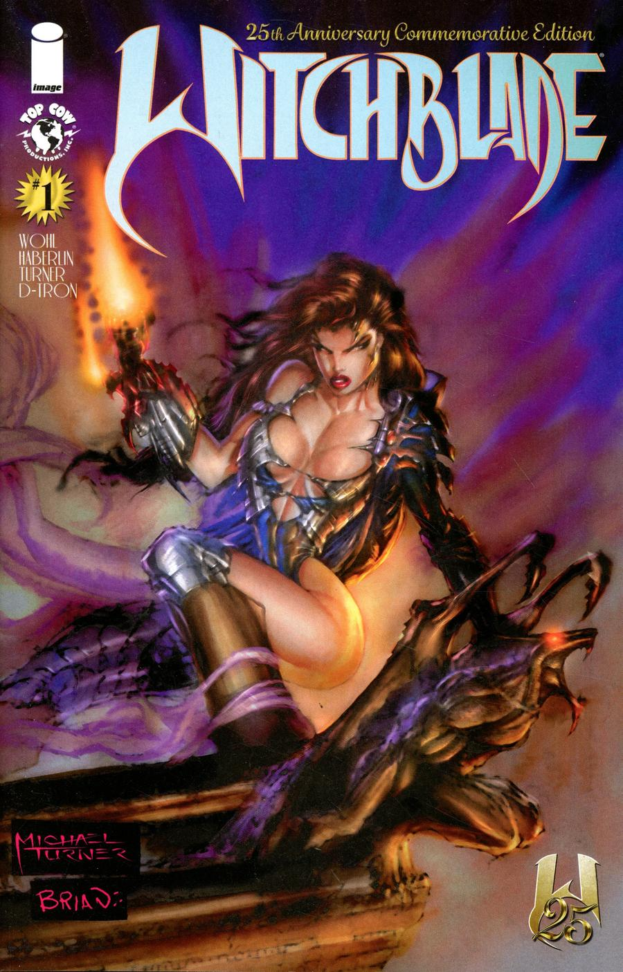 Witchblade 25th Anniversary #1 (2020)